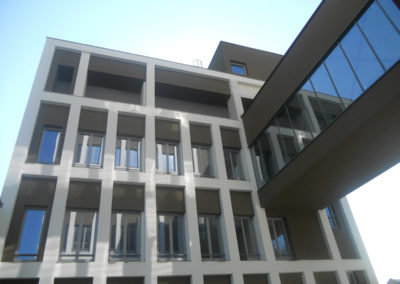 Die Sapientia Universität für Wissenschaft und Kunst, Fakultät Gebäude Klausenburg – Energiebilanz