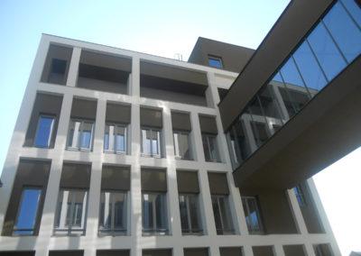 A Sapientia Egyetem Kolozsvári Természettudományi és Művészeti Karának épületének – épületenergetikai számítása